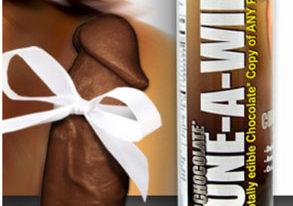 Clone-A-Willy Kit - Melk Chocolade dildo