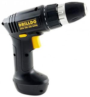 Hoe werkt de Drilldo?