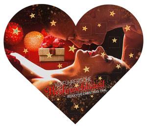 Chocolaatjes, cadeautjes of erotische opdrachten