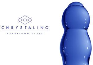 Chrystalino glazen dildo's en butplugs