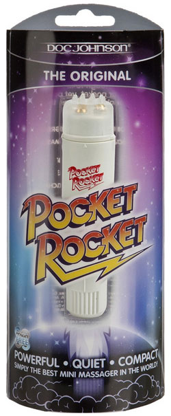 De beste Pocket Rocket - Original van Doc Johnson