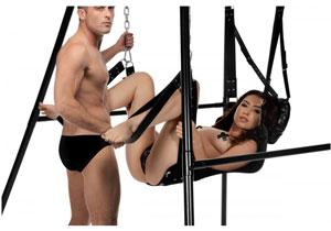 Extreme Sex Sling en Swing met standaard