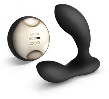 LELO Hugo prostaat massager met draadloze afstandsbediening