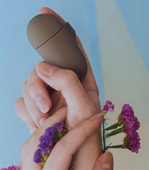 Erotische cadeauset met vingervibrator
