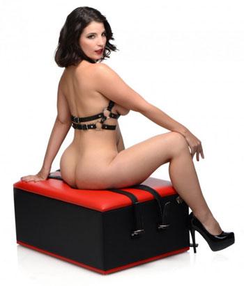 Queening/Kinging Chair - Stoel voor Facesitting